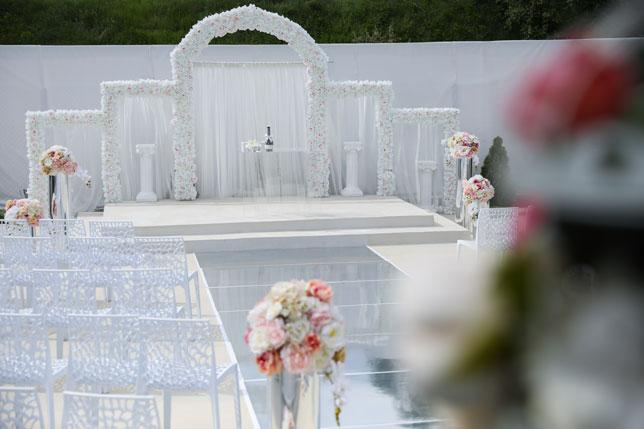 комплекс барото сватбена арка
